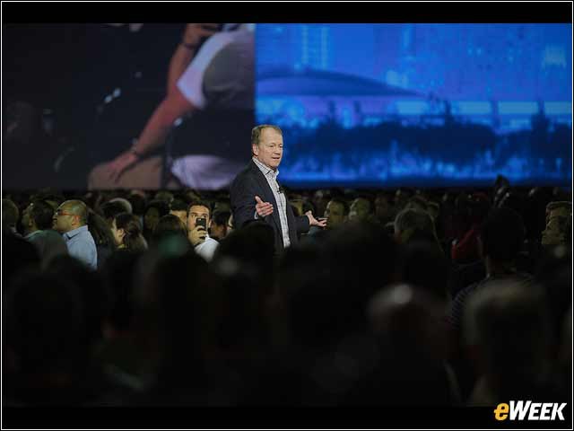 2 - John Chambers Says Good-Bye