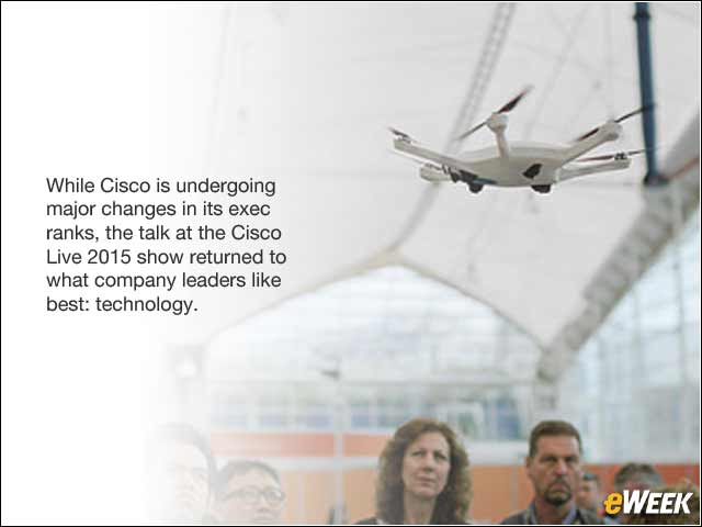 1 - Networking, Security, IoE Take the Stage at Cisco Live 2015