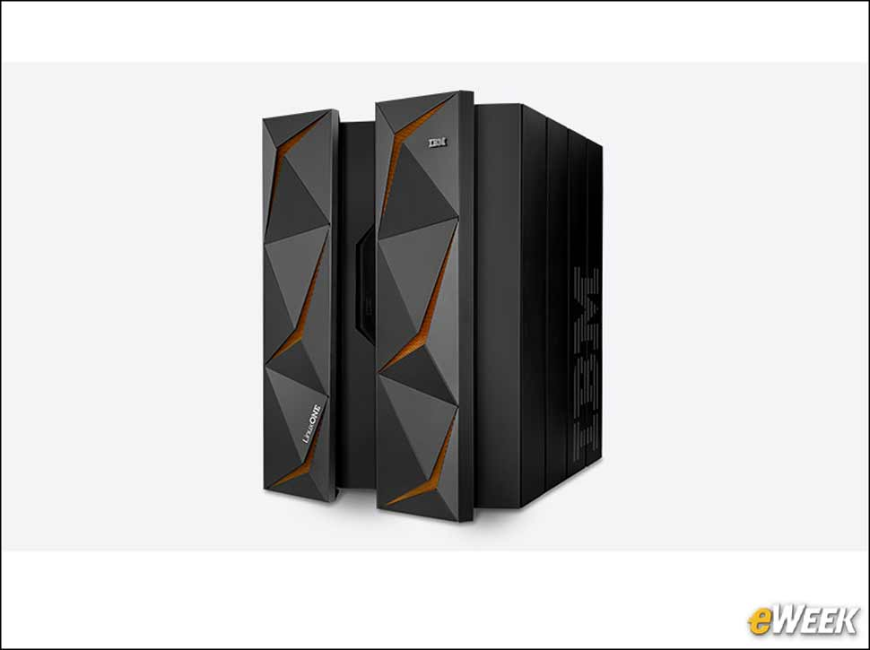 8 - IBM Secures Containers on Linux Mainframes