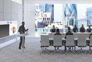 Cisco video meeting