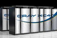 Cray supercomputer