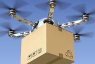 drone box deliver