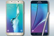 Preorder availability on Samsung phones