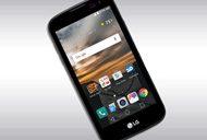 LG K3 smartphone