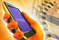 smartphone displays and NPD