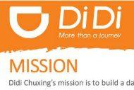 Didi Chuxing and Uber
