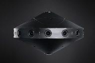 Facebook video camera system