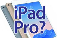 iPad Pro Rumors 2