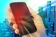 smartphones and tablets for police