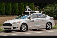 Uber Car Tests 2