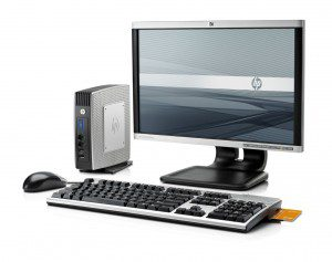 2011-05-27 HP t5565z Smart Client with monitor