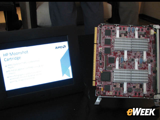 3-AMD in HP's Project Moonshot Strategy