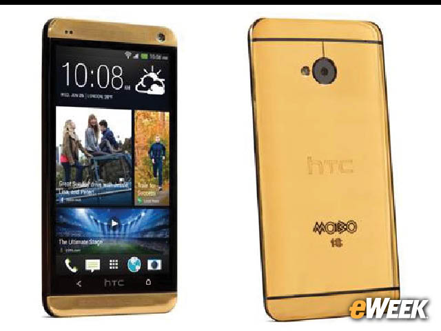 2-A Smartphone With the Midas Touch