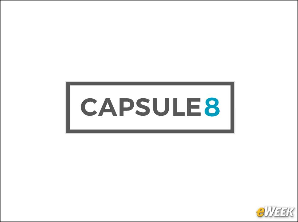 8 - Capsule8 Brings In $6M for Container Security