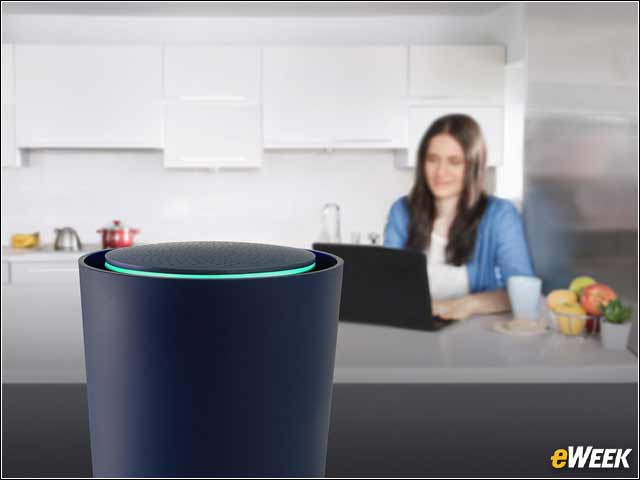 2 - OnHub's Design Is Meant to Stand Out and Work Better