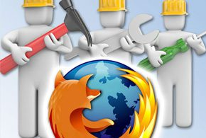 Firefox 40 update