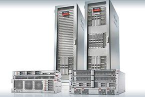 Oracle servers