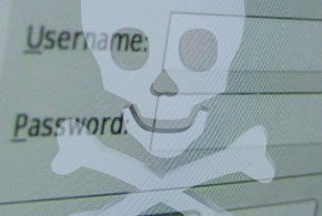 username and password security