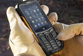 Sonim ruggedized phone