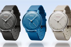Withings smartwatch