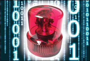 Data Breach Alarm