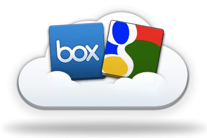 Box Google Image Recognition