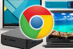 Chromebooks Run Office
