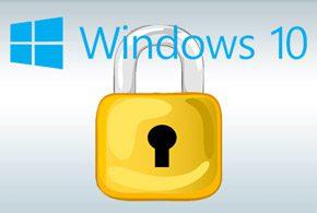 Microsoft Windows 10 Security