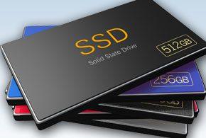 Workstation SSD Storage Upgrades