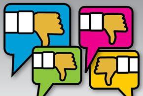Social Thumbs Down