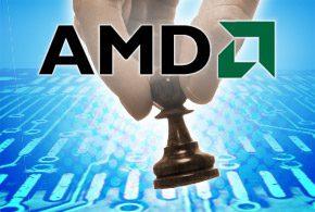 AMD Server Chips