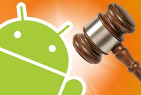 Android legal fight