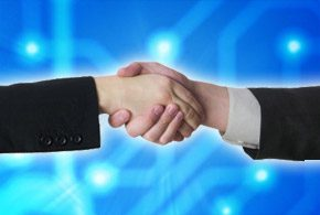 blockchain partnership