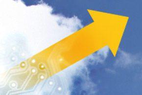Microsoft Cloud Rises