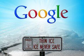 Chrome Warning B