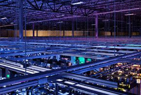 Google Data Center Site