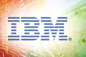 IBM big data logo