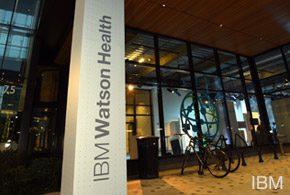 IBM Watson health hq