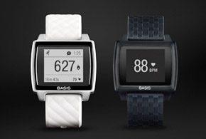 Intel Basis Peak smartwatch