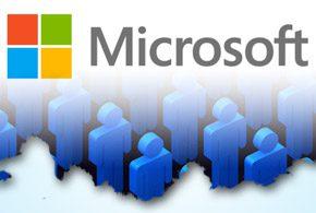 Microsoft exec changes