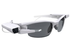 Sony glasses