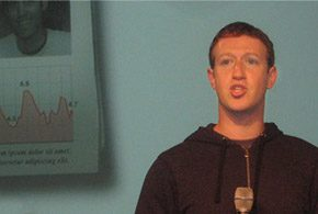 Zuckerberg Talks About Data Breach