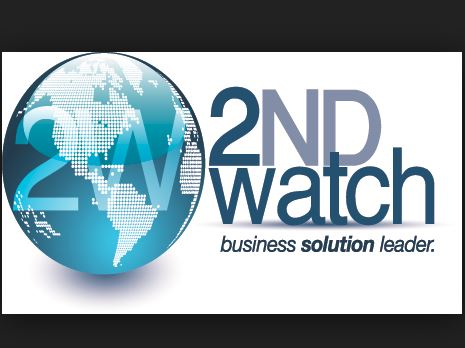 2nd watch business solution leader logo