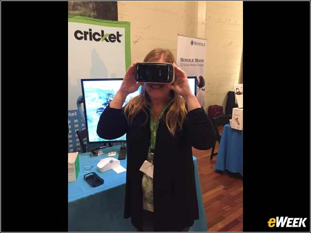 7 - Cricket Wireless Jumps on the Virtual Reality Bandwagon