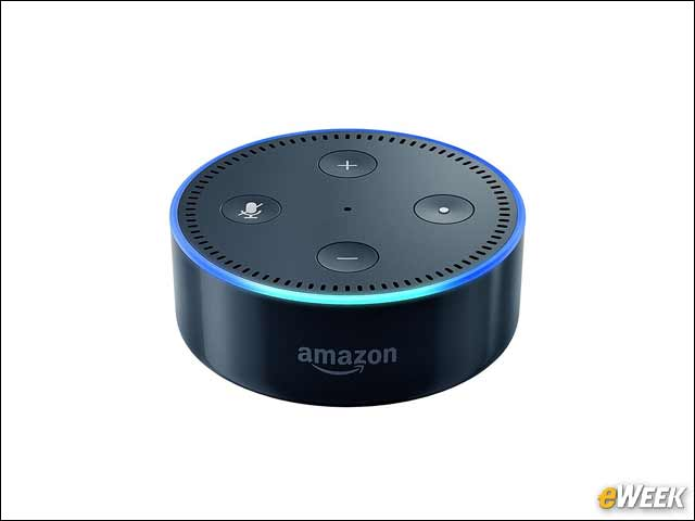 2 - Amazon's Echo Dot Is All About Hands-Free Control