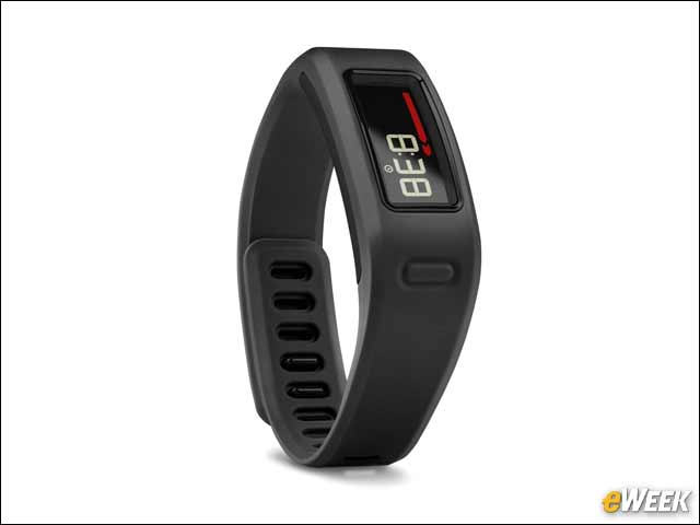 6 - Garmin Vivofit Wearable Also Sold Well