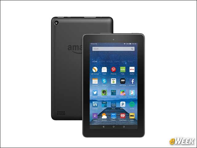 7 - Amazon Says its $50 Fire Tablet Remains a Top Seller