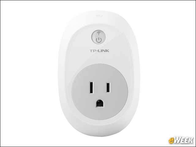 8 - TP-Link Hubless Smart Plug Controls Home Appliances
