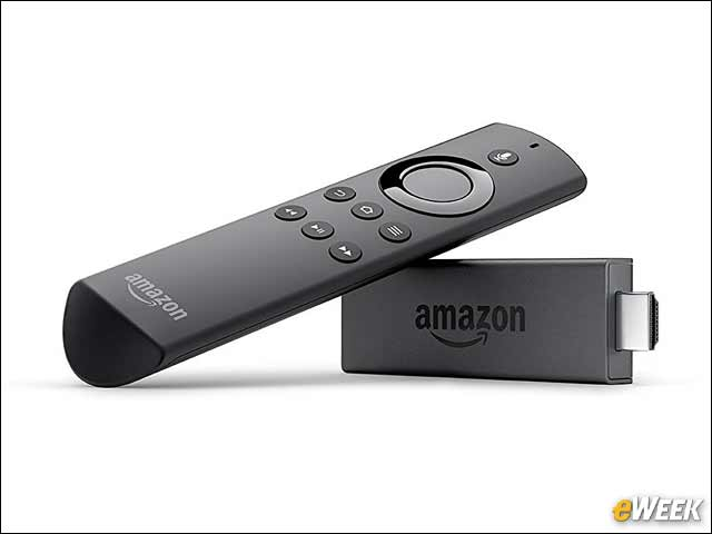 10 - Amazon Fire TV Stick Adds Smart Features to Basic TVs