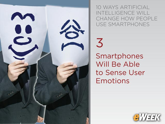 Smartphones Will Be Able to Sense User Emotions